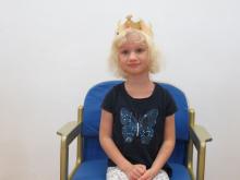 Lea, 5 Jahre
