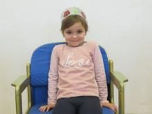 Anja, 5 Jahre