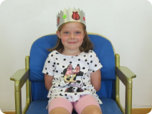 Elena, 5 Jahre