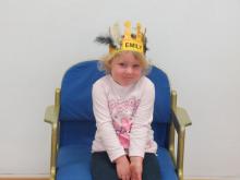 Emily feiert ihren 4. Geburtstag!