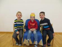 Fabian Kristoferitsch, 5 Jahre