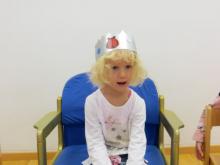 Lea, 4 Jahre