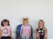 Theresa feiert ihren 6. Geburtstag!