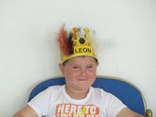 Leon feiert seinen 5. Geburtstag!