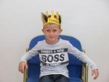 Tobias feiert seinen 6. Geburtstag!