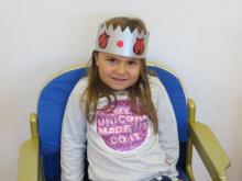 Amelie, 5 Jahre