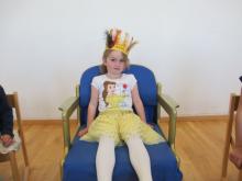 Julia feiert ihren 4. Geburtstag!