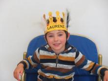 Laurenz feiert seinen 6. Geburtstag!