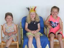 Nora feiert ihren 6. Geburtstag!