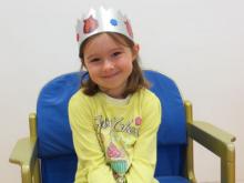 Valentina, 5 Jahre