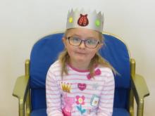 Karina, 6 Jahre