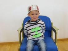 Leon, 3 Jahre