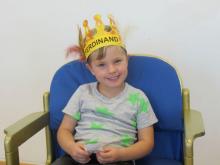 Ferdinand feiert seinen 4. Geburtstag!