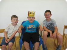 Christian feiert seinen 6. Geburtstag!