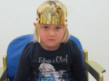 Paula, 4 Jahre