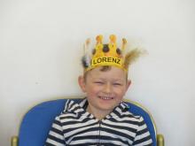 Lorenz feiert seinen 6. Geburtstag!