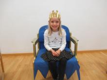 Vanessa, 6 Jahre
