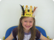 Nina feiert ihren 6. Geburtstag!