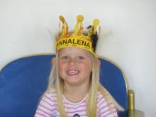 Annalena feiert ihren 4. Geburtstag!