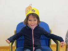 Stella Hofmann, 5 Jahre