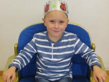 Julian, 5 Jahre