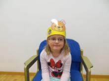 Karina Welte, 5 Jahre
