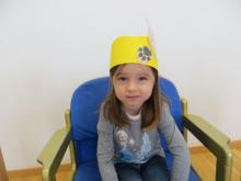 Valentina Tromayer, 4 Jahre
