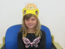 Nadine Lebenbauer, 6 Jahre
