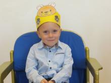 Julian Granner, 4 Jahre