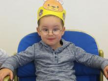 Nico Feldhofer, 3 Jahre
