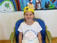 Anika Buchegger, 6 Jahre