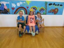 Jana Schuh, 6 Jahre