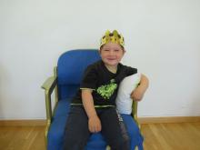Leon, 4 Jahre