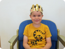 Christopher, 6 Jahre