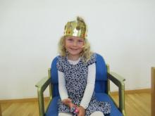 Isabella, 5 Jahre