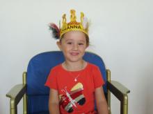Johanna feiert ihren 4. Geburtstag!