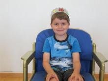 Christopher, 5 Jahre
