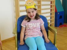 Valerie Milchrahm, 6 Jahre