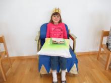 Rebeca, 6 Jahre