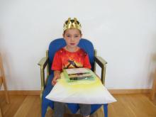 Laurenz, 5 Jahre