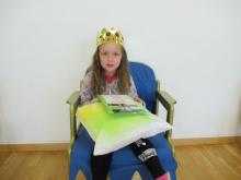 Nina, 5 Jahre