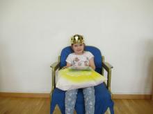 Theresa, 5 Jahre