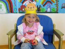 Ella Weninger, 6 Jahre