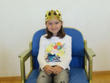 Valentina, 6 Jahre